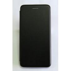 Чехол-книжка ориг кожа Meizu C9 (black)