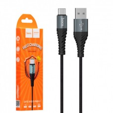 Data cable Hoco X38 TYPE-C оригинал (black)