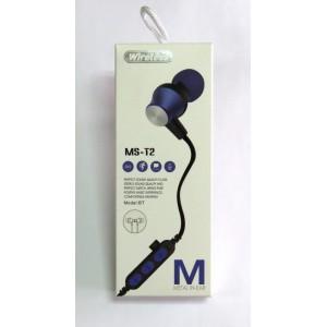 Hands Free JBL MS-T2 METELIN-EAR bluetooth (blue)