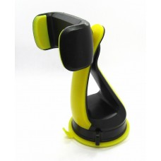 Holder JS-38 с присоской (black-yellow)
