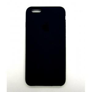 Silicone Case iPhone 6S+ оригинал (black)