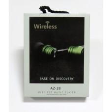 Hands Free Wireless AZ-28 bluetooth (black)