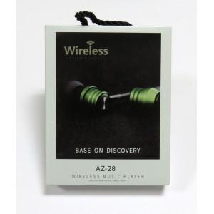Hands Free Wireless AZ-28 bluetooth (gold)