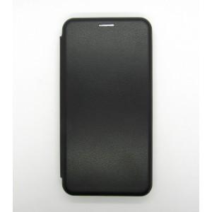 Чехол-книжка ориг кожа Xiaomi MI A3 (black)