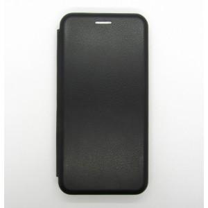 Чехол-книжка ориг кожа Xiaomi MI9 SE (black)