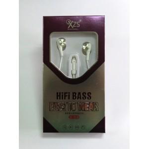 Hands Free XZS металл X-59 (white)