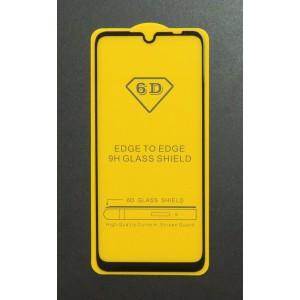 Стекло Xiaomi Redmi Note7 6D (black)