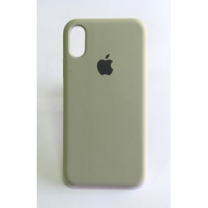 Silicone Case iPhone X оригинал №10
