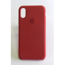 Silicone Case iPhone X оригинал №25