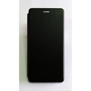 Чехол-книжка ориг кожа Xiaomi Redmi S2 (black)