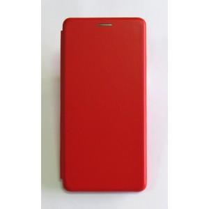 Чехол-книжка ориг кожа Xiaomi Redmi S2 (red)