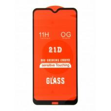 Стекло Xiaomi Redmi 8A 21D (black)