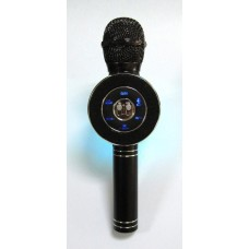 Караоке микрофон WS-668 (black)