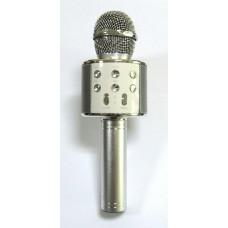 Караоке микрофон WS-858 (silver)