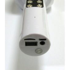 Караоке микрофон WS-1816 (white)
