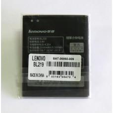 АКБ 100% емкость Lenovo BL219