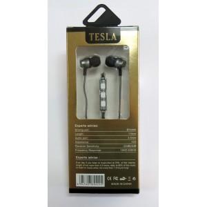 Hands Free TESLA (silver)