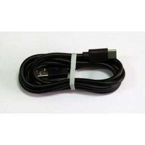 Data Cable ELASTICK Type-C (black)