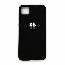 Silicone Case copy Huawei Y5P (black)
