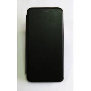 Чехол-книжка ориг кожа Huawei P Smart (black)