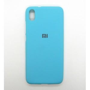 Silicone Case copy Xiaomi Redmi 7A (blue)