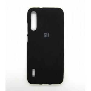 Silicone Case copy Xiaomi Mi A3 (black)