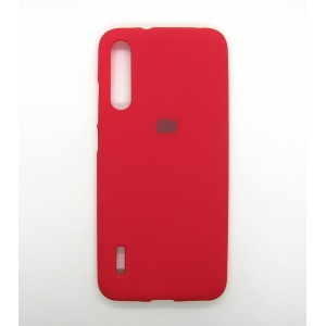 Silicone Case copy Xiaomi Mi A3 (red)