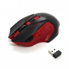 Мышка беcпроводная Gaming (red)