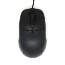 Мышка проводная Mouse HD5621 матовая (black)