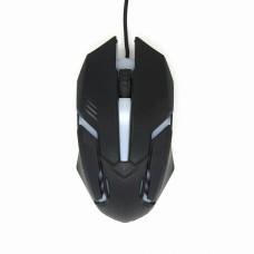 Мышка проводная Mouse HD-5621 (black-white)