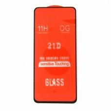 Стекло Samsung A21S 21D (black)
