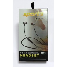 Hands Free SPORT V31 bluetooth (black)