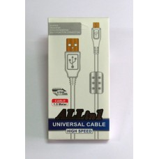 Data Cable micro-USB с фильтром