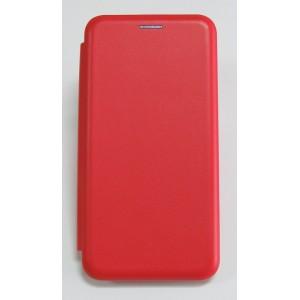 Чехол-книжка ориг кожа Huawei Y5 2018 (red)