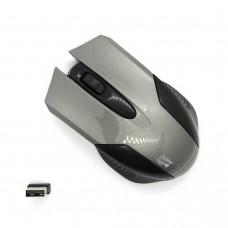 Мышка беспроводная Wireless color (silver)