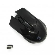 Мышка беспроводная Wireless color (black)