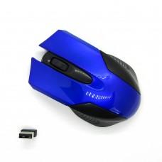 Мышка беспроводная Wireless color (blue)