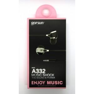 Hands Free Gorsun GS-A332 (black)