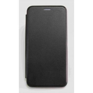 Чехол-книжка ориг кожа Xiaomi Redmi 5 (black)