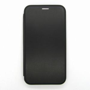 Чехол-книжка ориг кожа Samsung J700 (black)
