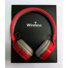 Hands Free Wireless AZ-10 bluetooth (red)