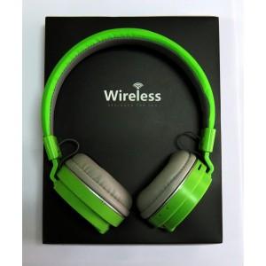Hands Free Wireless AZ-10 bluetooth (green)