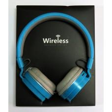 Hands Free Wireless AZ-10 bluetooth (blue)