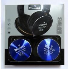 Hands Free Wireless AZ-009  bluetooth (blue)