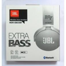 Hands Free JBL HARMAN XB 650 BT (white)