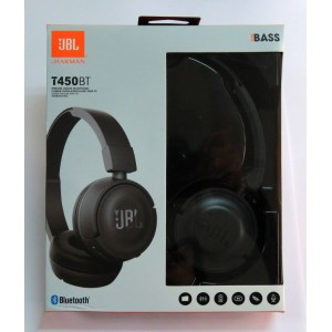 Hands Free JBL WIRELESS T450BT (black)