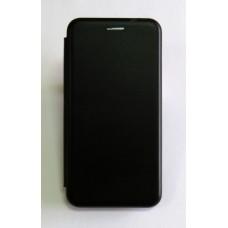 Чехол-книжка ориг кожа Huawei P20 lite (black)