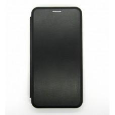 Чехол-книжка ориг кожа Xiaomi Mi CC9E - Mi A3 (black)