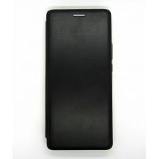 Чехол-книжка ориг кожа Huawei P Smart Z (black)