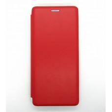 Чехол-книжка ориг кожа Huawei P Smart Z (red)